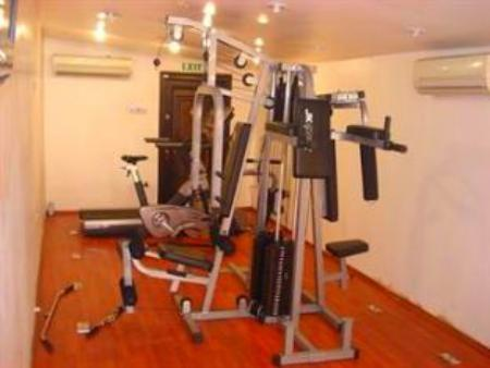 Fitness center Thornberry BEC Suites