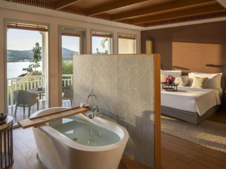 Suite mit Buchtblick Amatara Wellness Resort