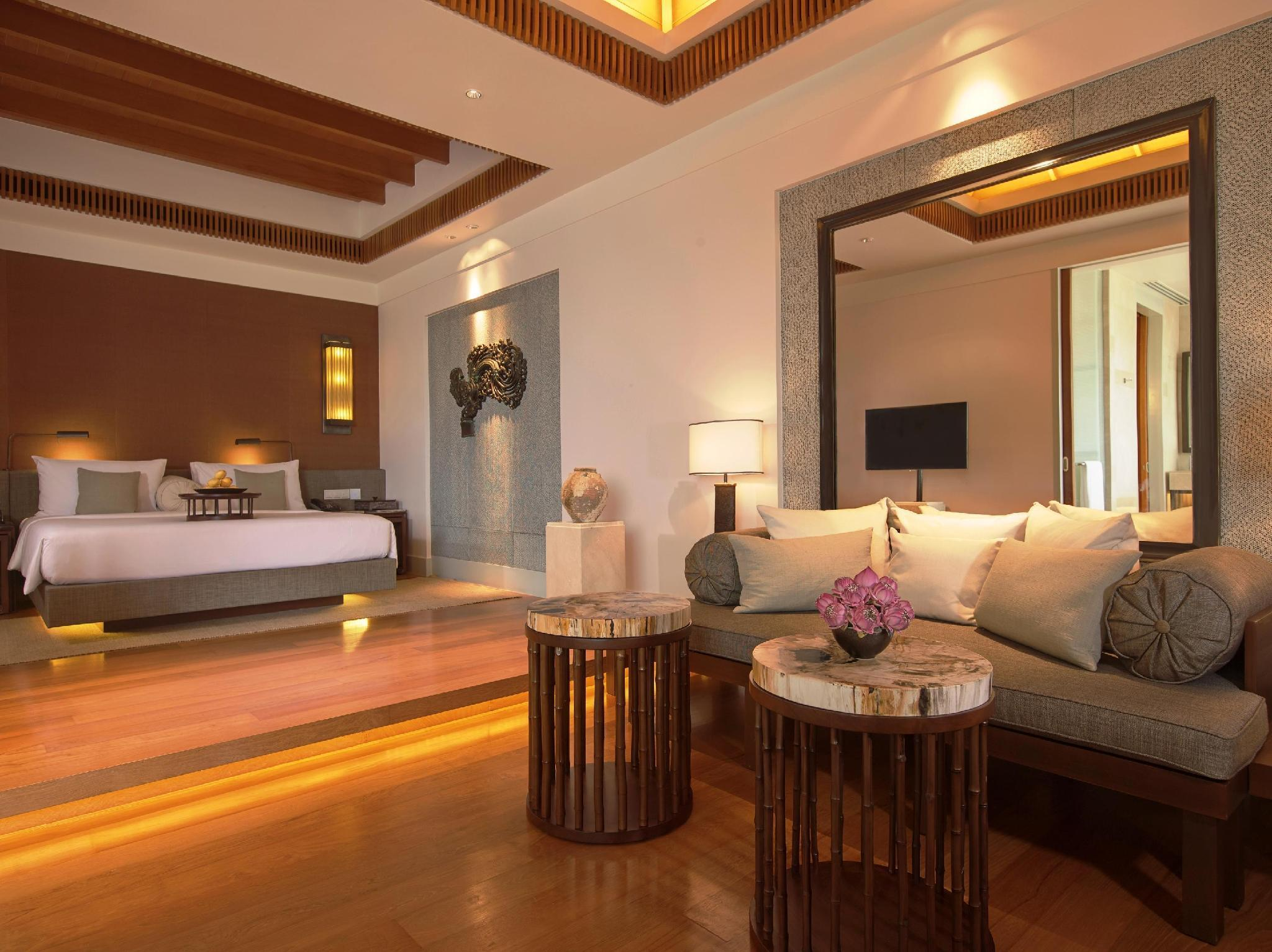 Suite Pemandangan Laut (Sea View Suite)