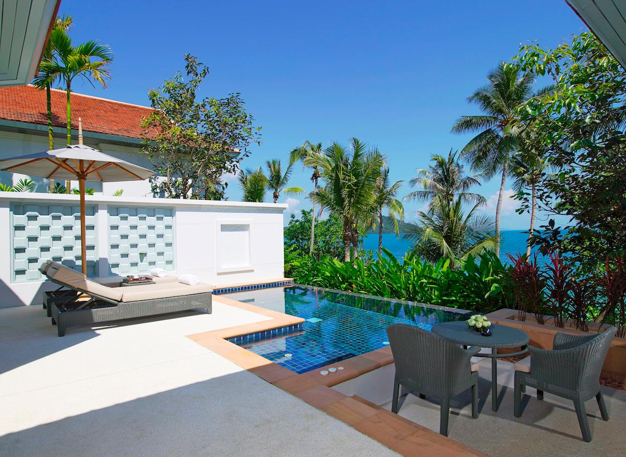 Bay View Villa with Private Pool