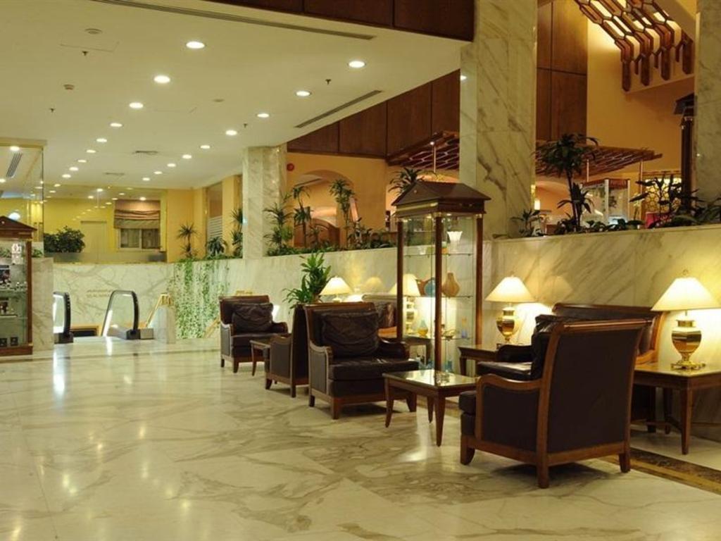 Makarem Ajyad Makkah Hotel in Mecca - Room Deals, Photos