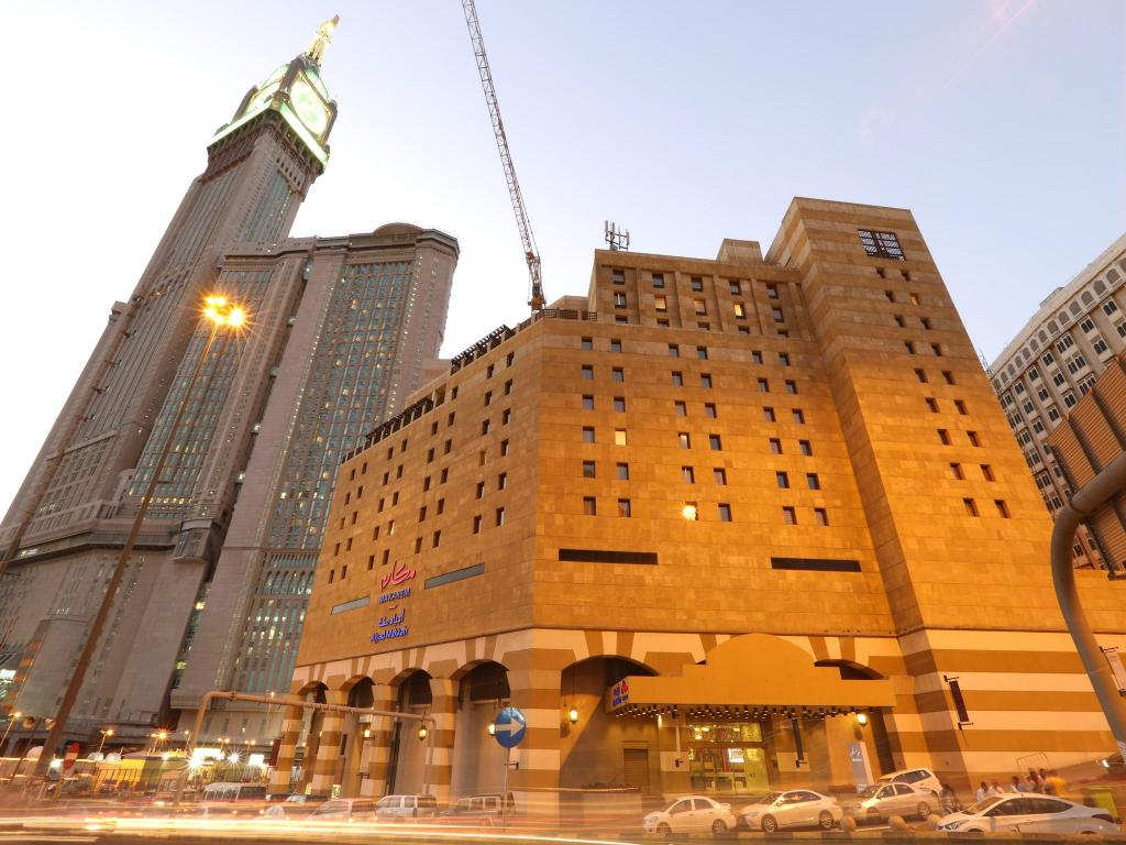 Makarem Ajyad Makkah Hotel In Mecca Room Deals Photos Reviews