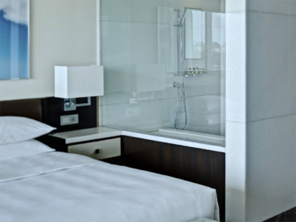 Suite Taman King - Katil Park Hyatt Hyderabad