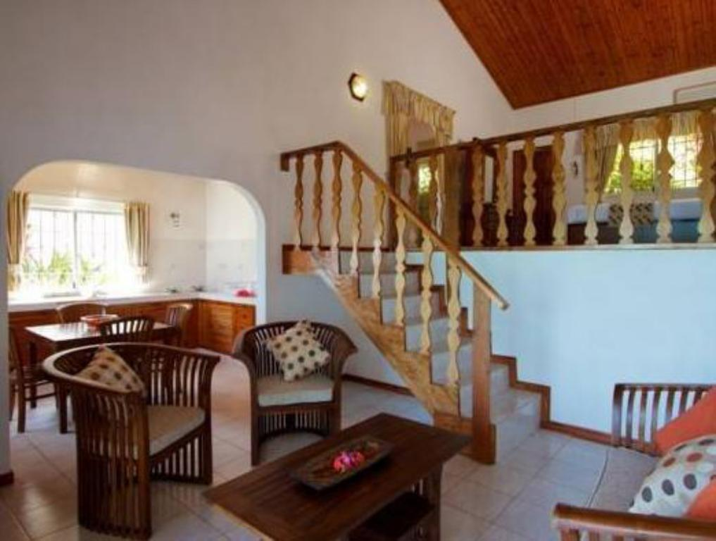 Interior view Chalets Cote Mer