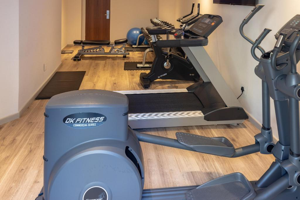Fitness center City Lodge Hotel Durban