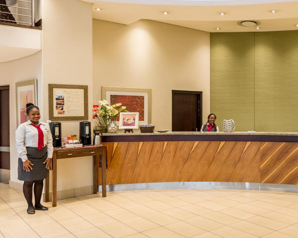 Lobi City Lodge Hotel Hatfield Pretoria