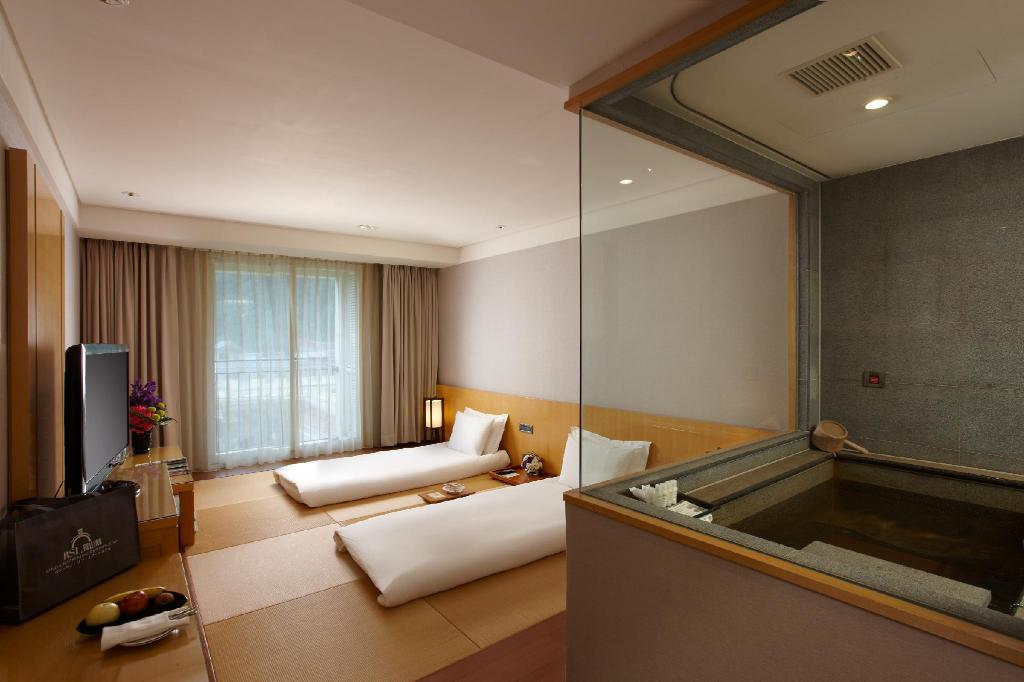 Japanese Style Single Room with Spring Bath - 床 瓏山林蘇澳冷熱泉度假飯店 (RSL Cold & Hot Springs Resort Suao)