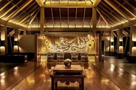 Empfangshalle Amatara Wellness Resort