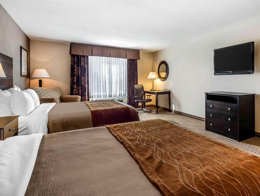 Alle 50 ansehen Comfort Inn and Suites Newton