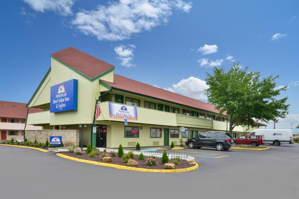 More About Americas Best Value Inn Kansas City E Independence