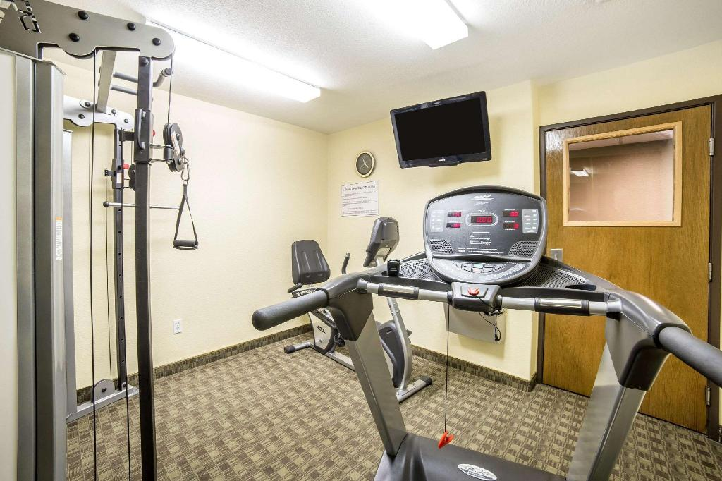 fitnesscenter Quality Inn and Suites Elko Elko