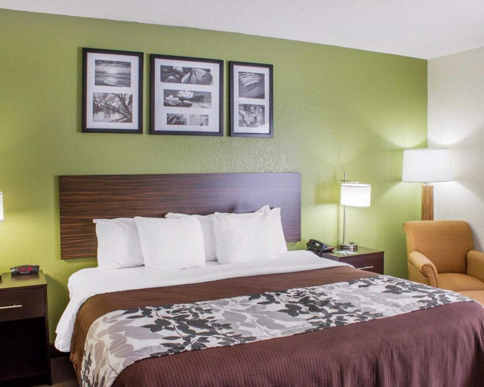 Veure totes les 60 fotos Sleep Inn and Suites