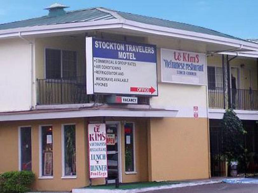 Stockton Travelers Motel