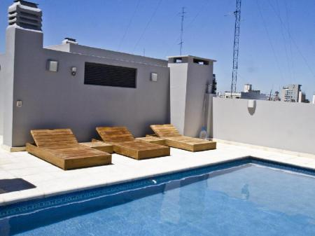 Piscina Dream Studios BA Apartments