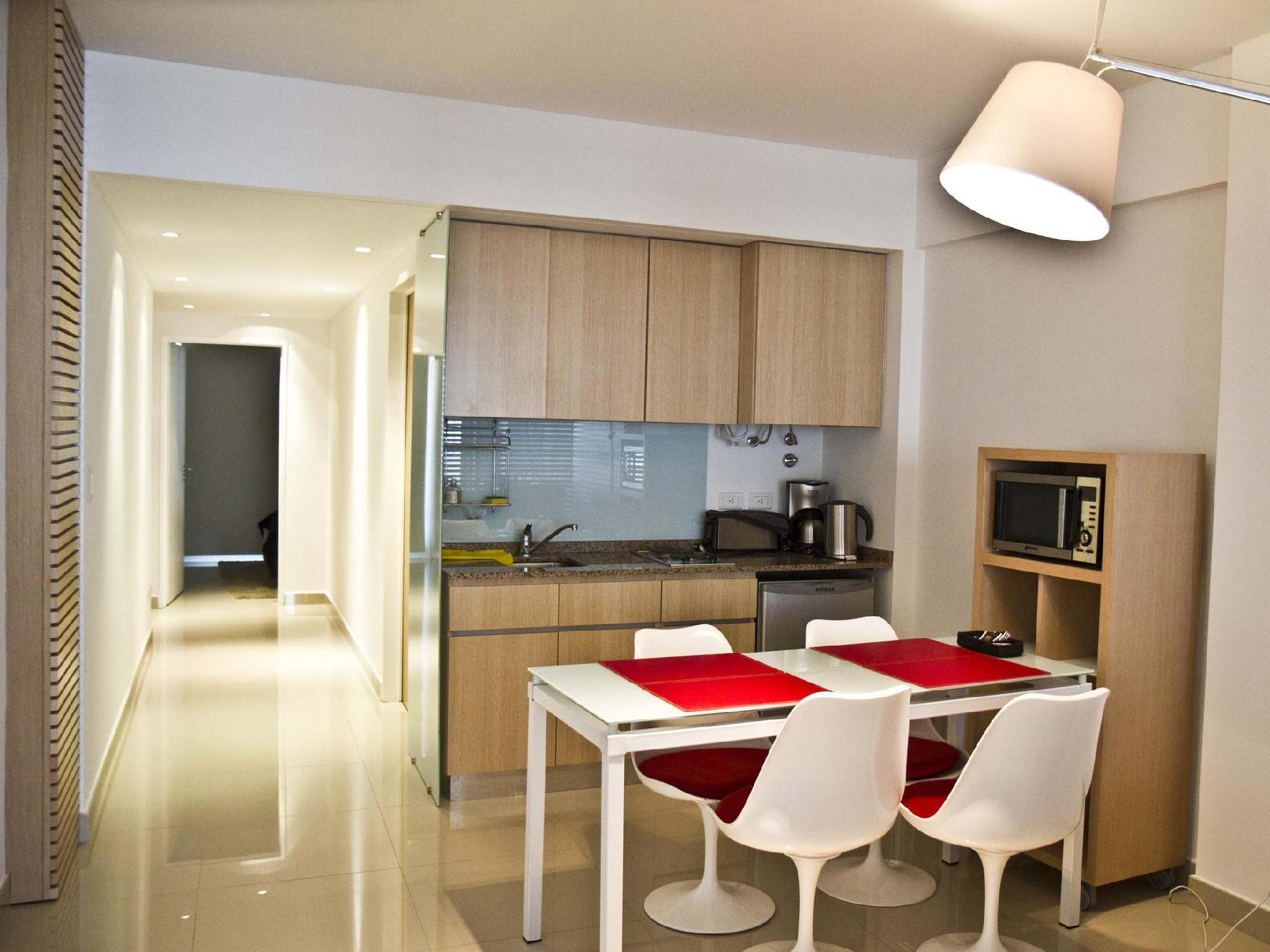 Apartament 2 Habitacions (4 Adults) (2 Bedroom Apartment (4 Adults))