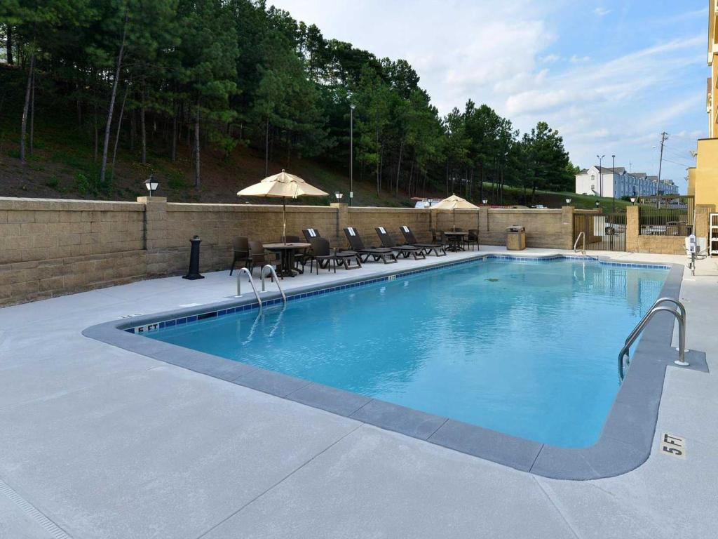 Swimming pool Comfort Inn