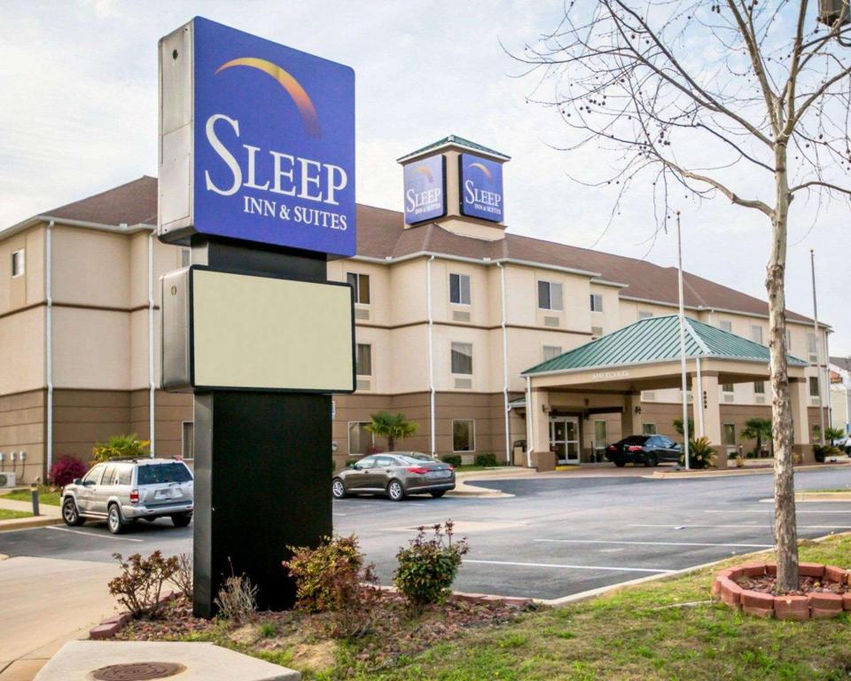 Sleep Inn and Suites Montgomery