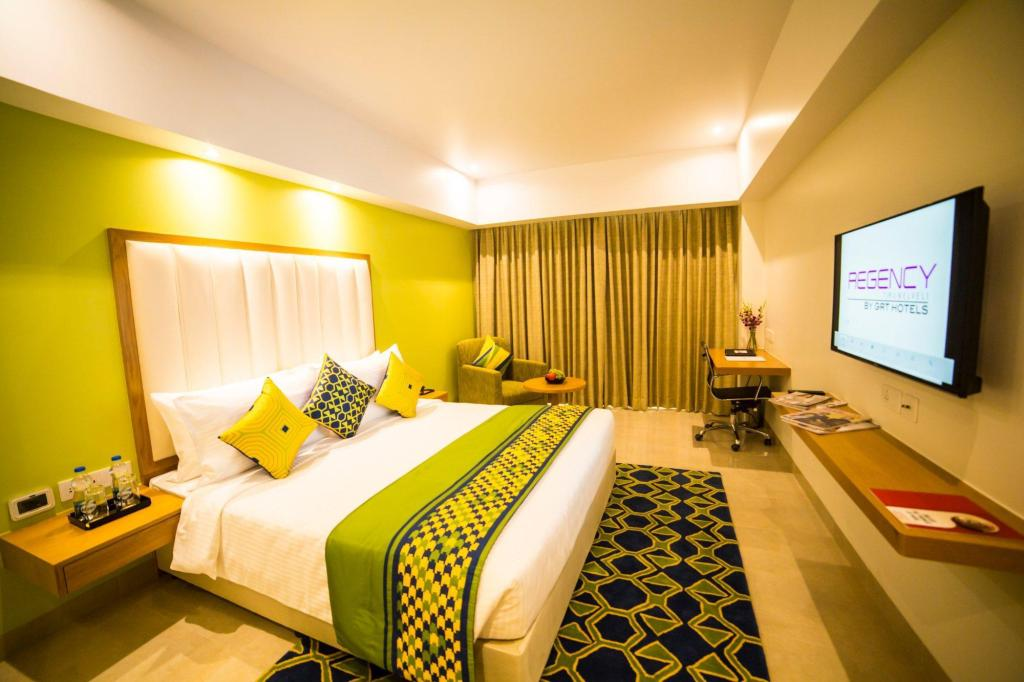 Superior Room - Interior view Regency Tirunelveli By GRT Hotels