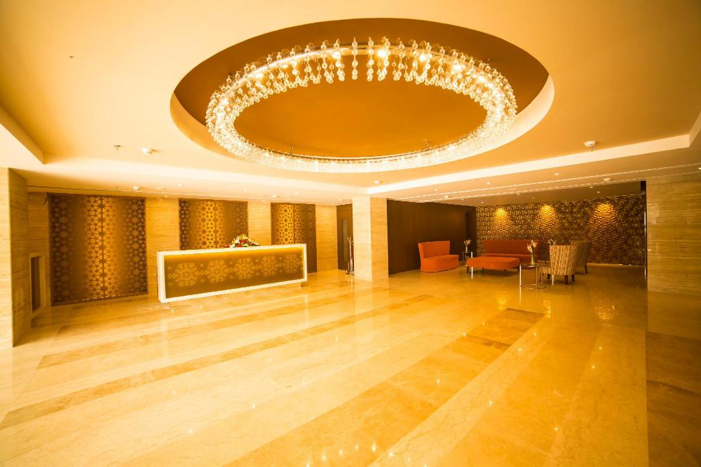 Lobby Regency Tirunelveli By GRT Hotels