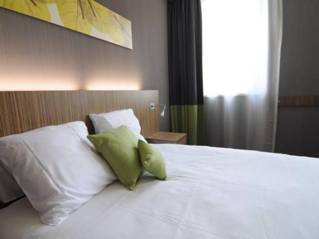 Letto BEST WESTERN Hotel Brussels South