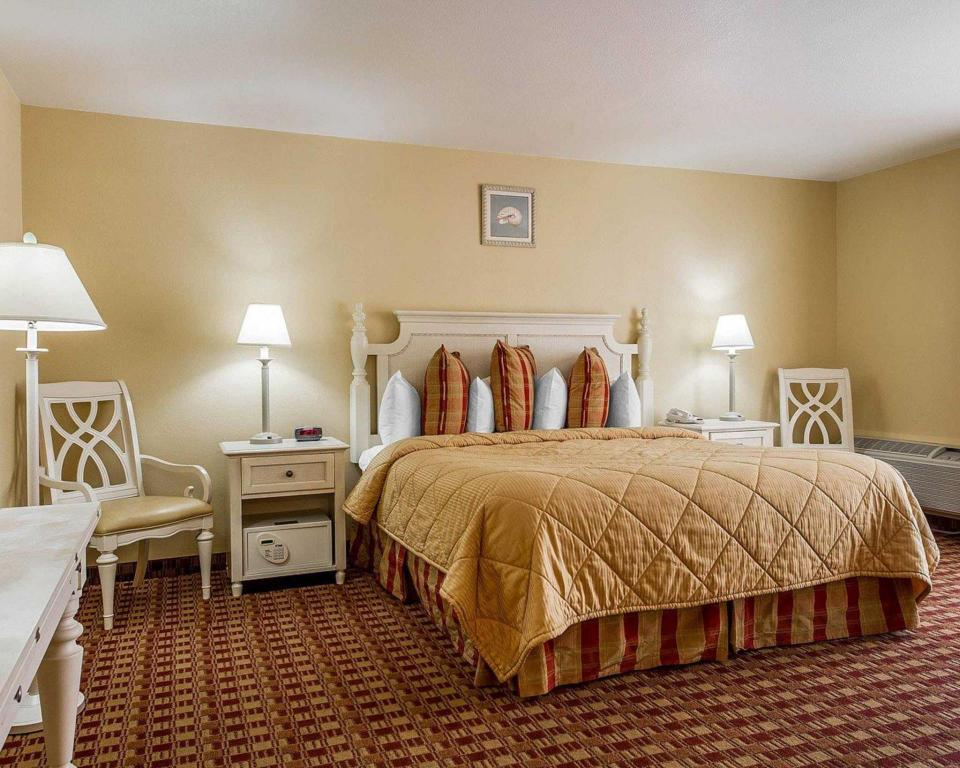 Veure totes les 60 fotos Quality Inn & Suites Capitola By the Sea