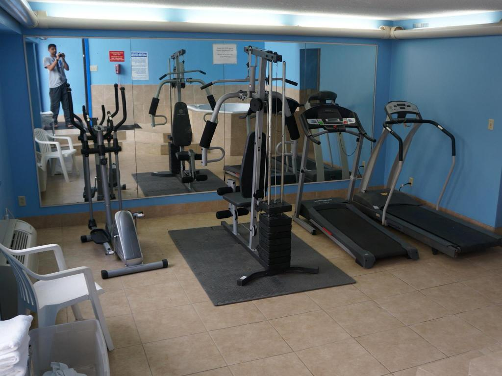 Fitness center Rode Inn