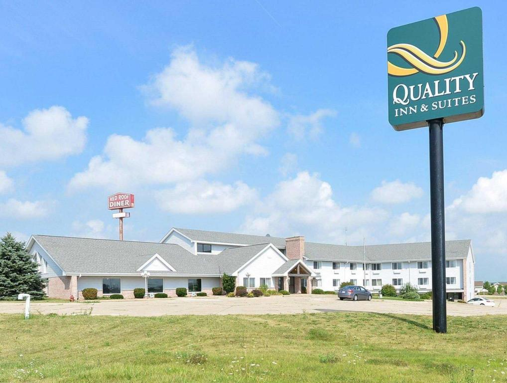 More About Quality Inn Suites