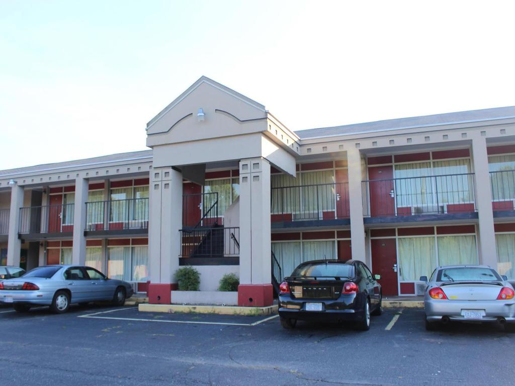 Exterior view Town and Country Inn Suites Spindale