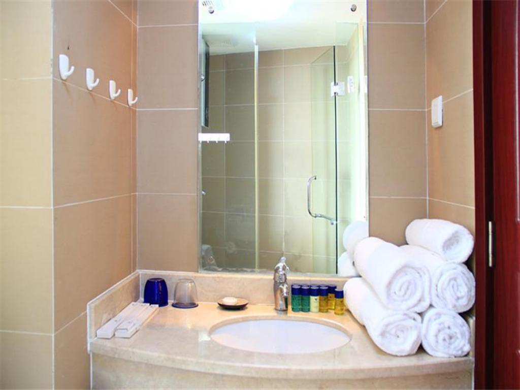 Bathroom Tujia Sweetome Vacation Apartment Da Dong Hai