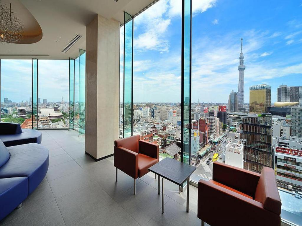 Image result for The Gate Hotel Asakusa Kaminarimon by Hulic