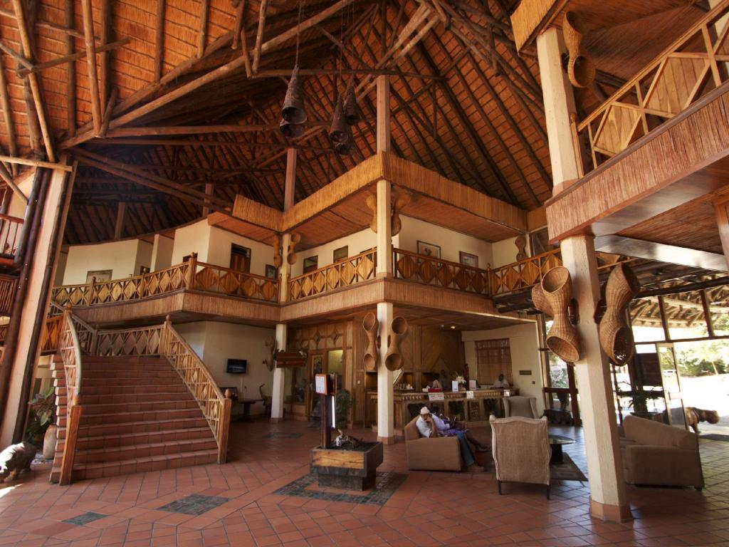 Interior view Cresta Mowana Safari Resort & Spa