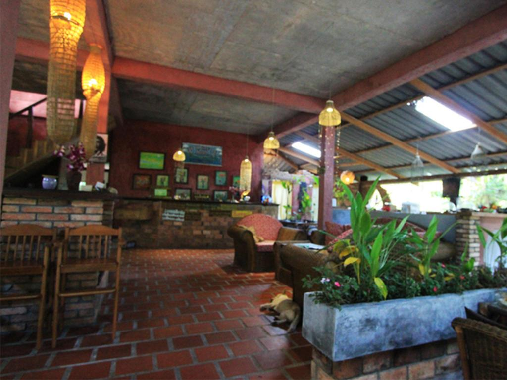 Lobby PP.Land Beach Eco Resort - Adults Only