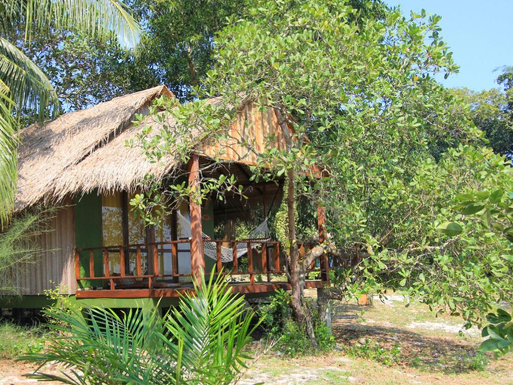 Seaview - Exterior view PP.Land Beach Eco Resort - Adults Only