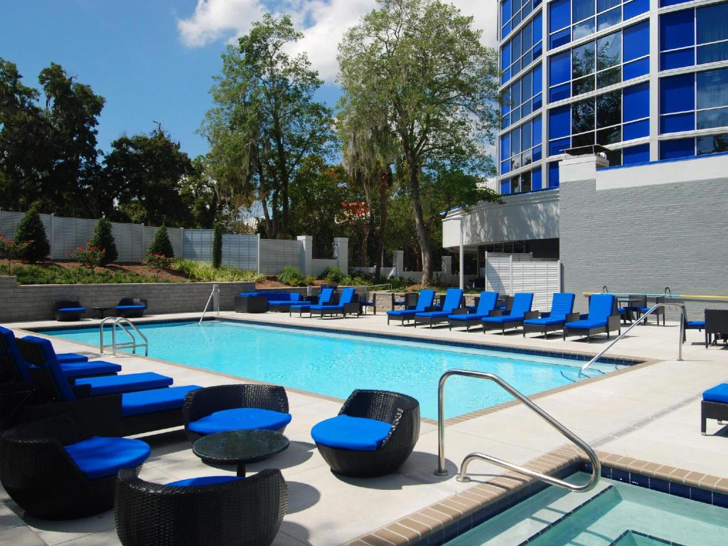 Bazén Four Points by Sheraton Tallahassee Downtown