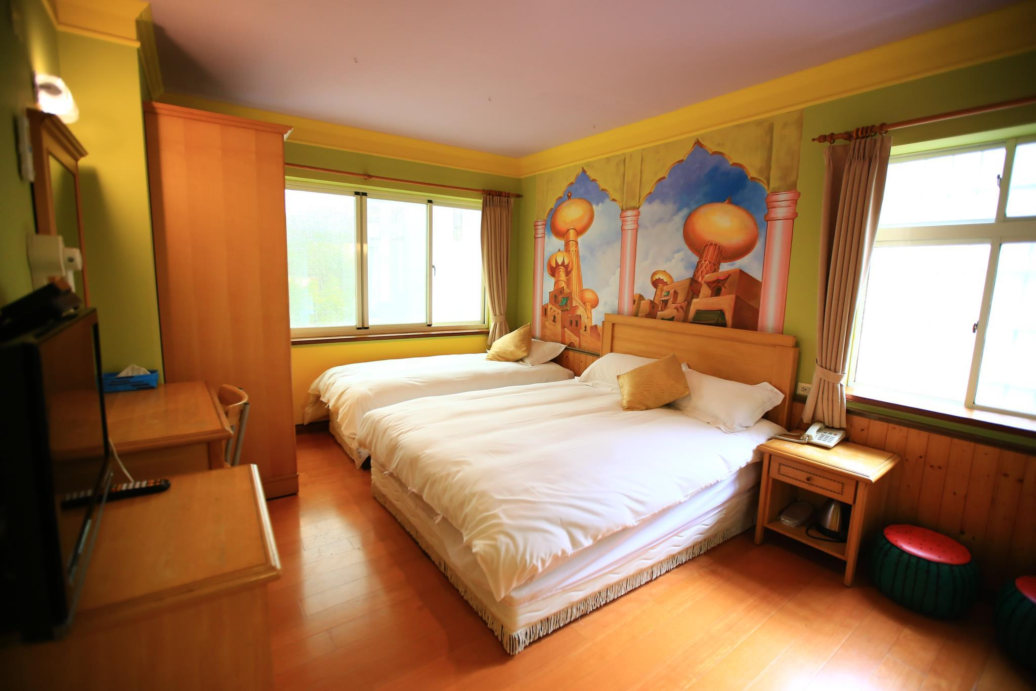 Triple room - 1 Double bed + 1 single bed