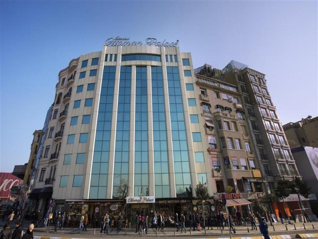 Best price on ottoman palace taksim square hotel in for Taksim premium hotel