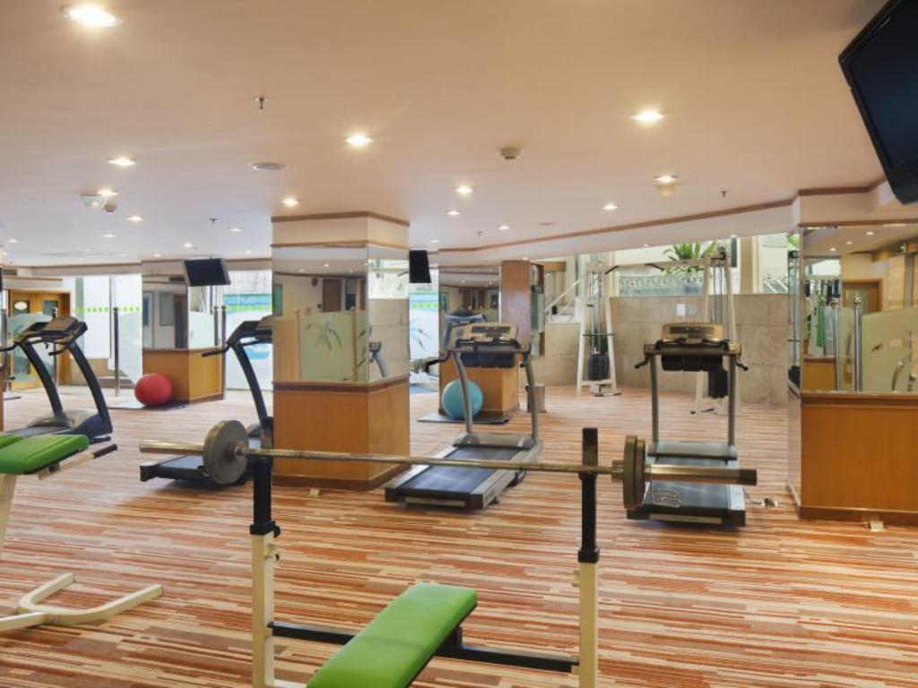 Fitness center Holiday Inn Hefei