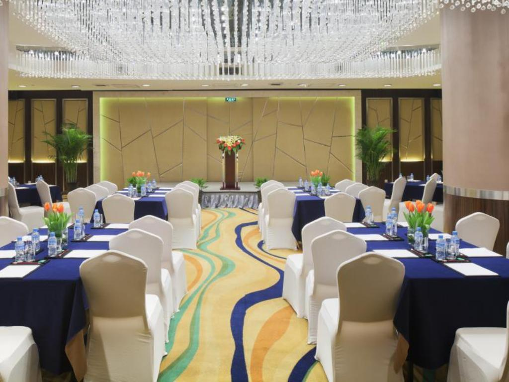 Ballroom Holiday Inn Hefei