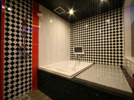 Bathroom ON Motel Haeundae