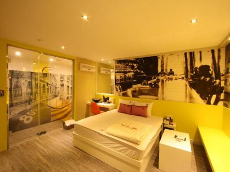 Standard Room ON Motel Haeundae