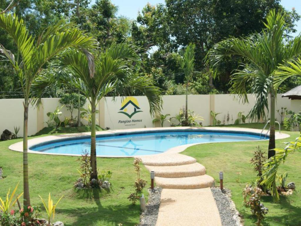 Swimming pool Panglao Homes Resort & Villas