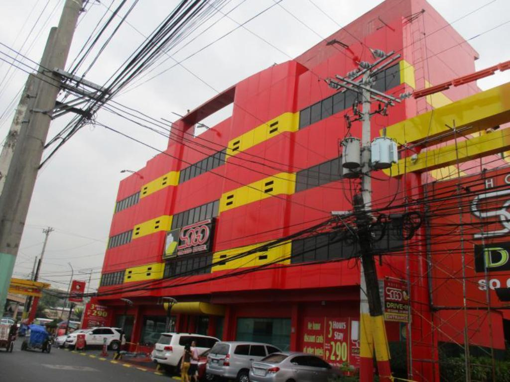 Hotel Sogo Edsa Harrison in Manila - Room Deals, Photos