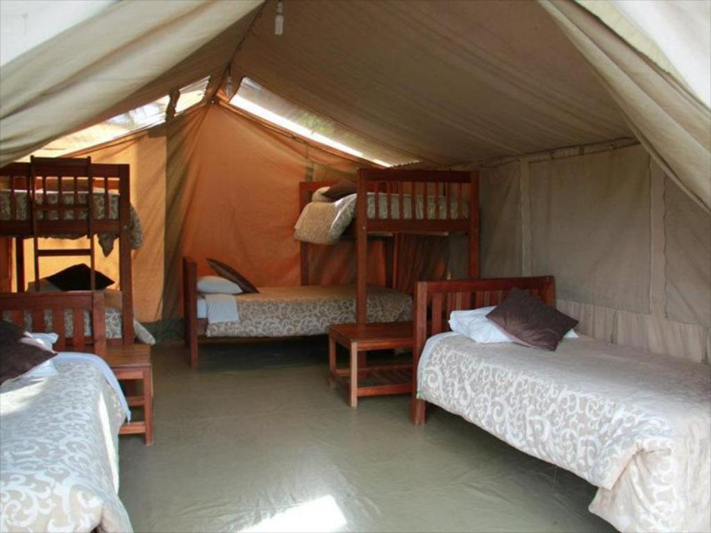 Интерьер Wildebeest Eco Camp