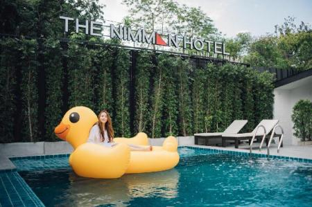 Swimming pool [outdoor] The Nimman Hotel