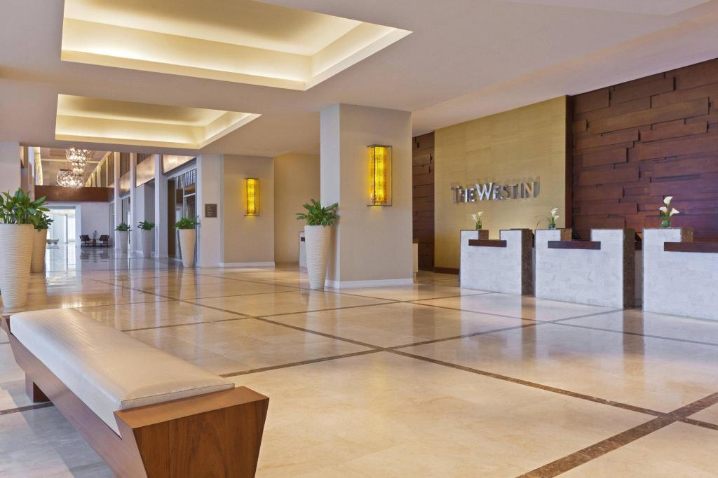 Lobby The Westin Playa Bonita Panama