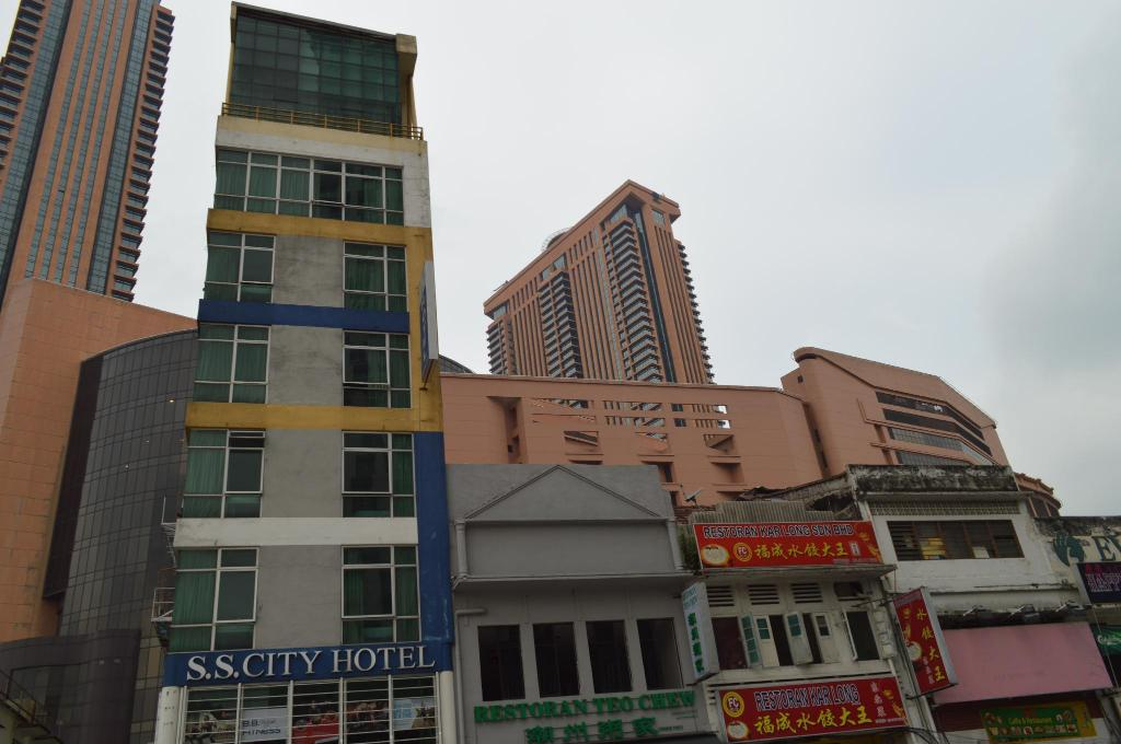 More About SS City Hotel