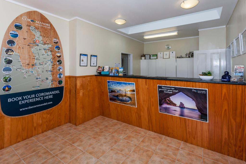 Hall Coromandel Shelly Beach TOP 10 Motels & Cabins