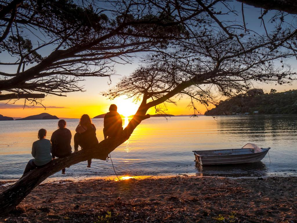 Coromandel Shelly Beach TOP 10 Motels & Cabins