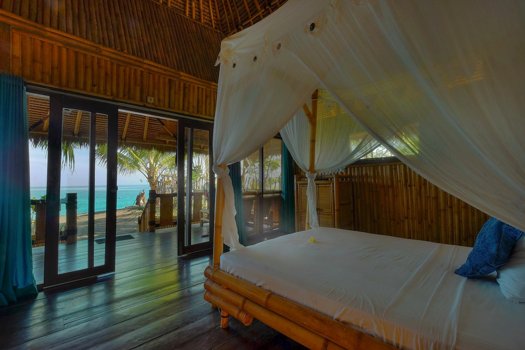 Vila Bulan Madu (Villa Honeymoon)