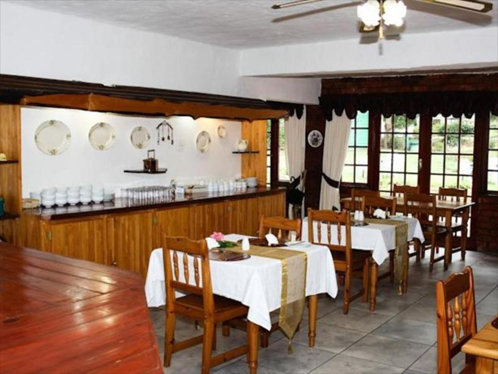 Interior view Storms River Guest Lodge